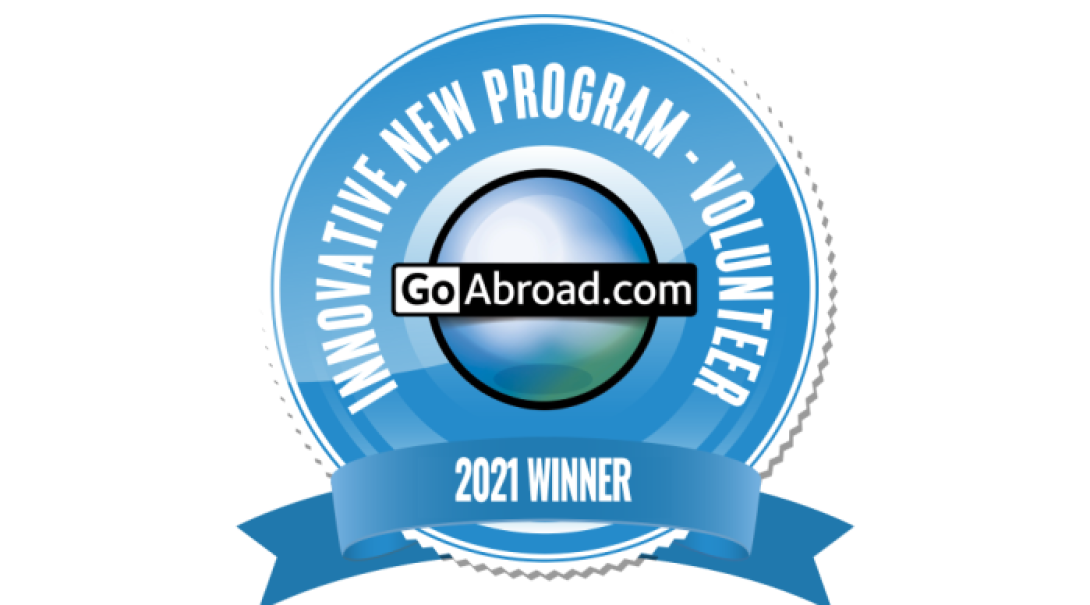 Go Abroad Competition Winner